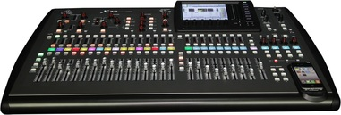THE BEHRINGER X32 DIGITAL MIXER FOR CHURCHES