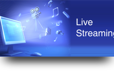 HOW TO PREPARE FOR LIVE STREAMING
